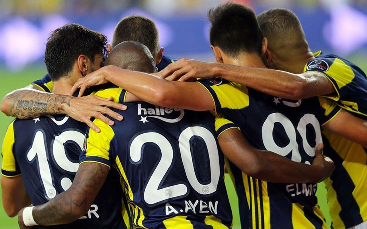 Fenerbahçe-Denizlispor maçının muhtemel ilk 11'leri