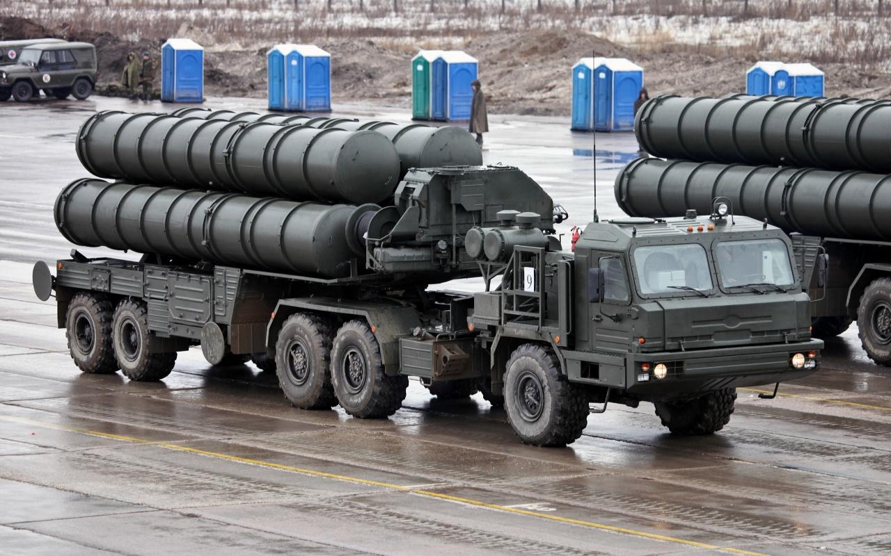 Pentagon S-400'lerle ilgili basın toplantısını iptal etti