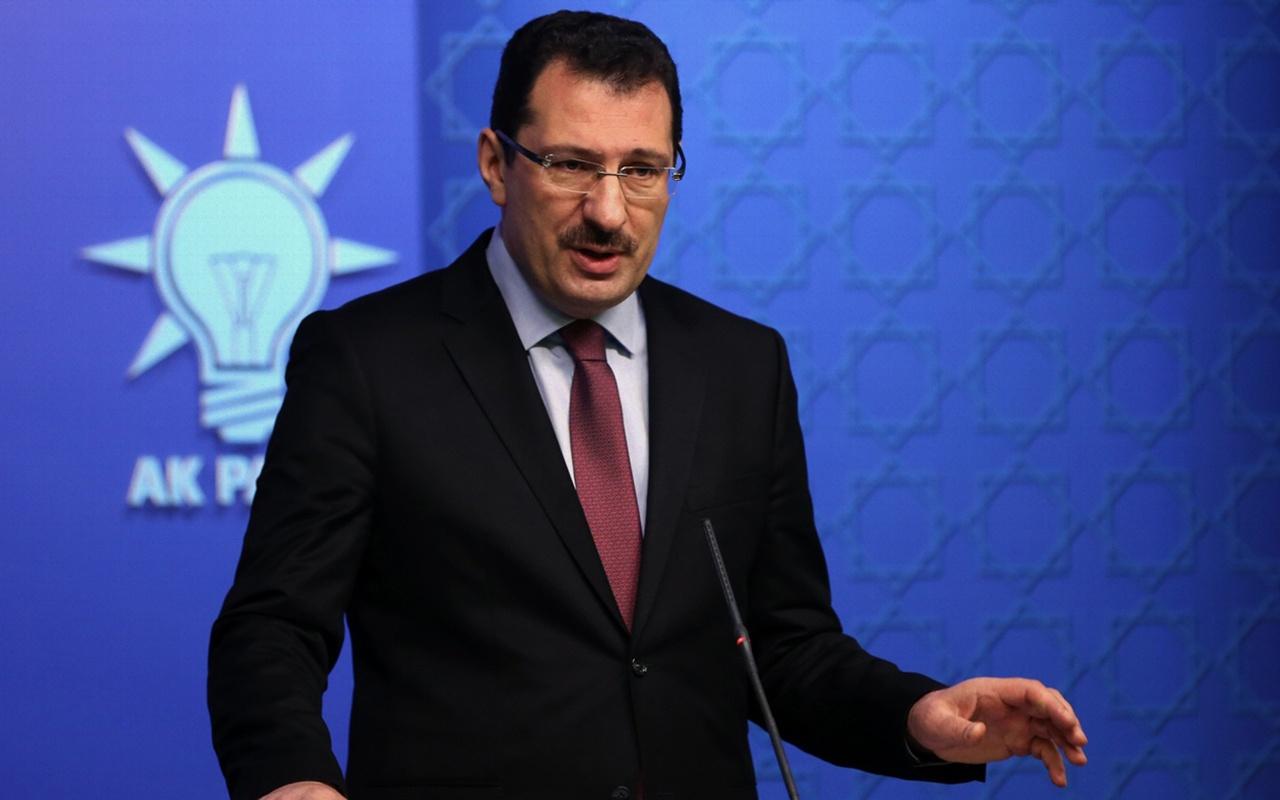 AK Parti Genel Başkan Yardımcısı Yavuz'dan 23 Haziran açıklaması