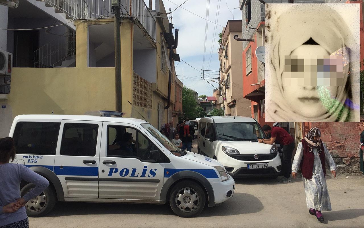 Adana'da silahla yaralanan kadın tedavi altına alındı