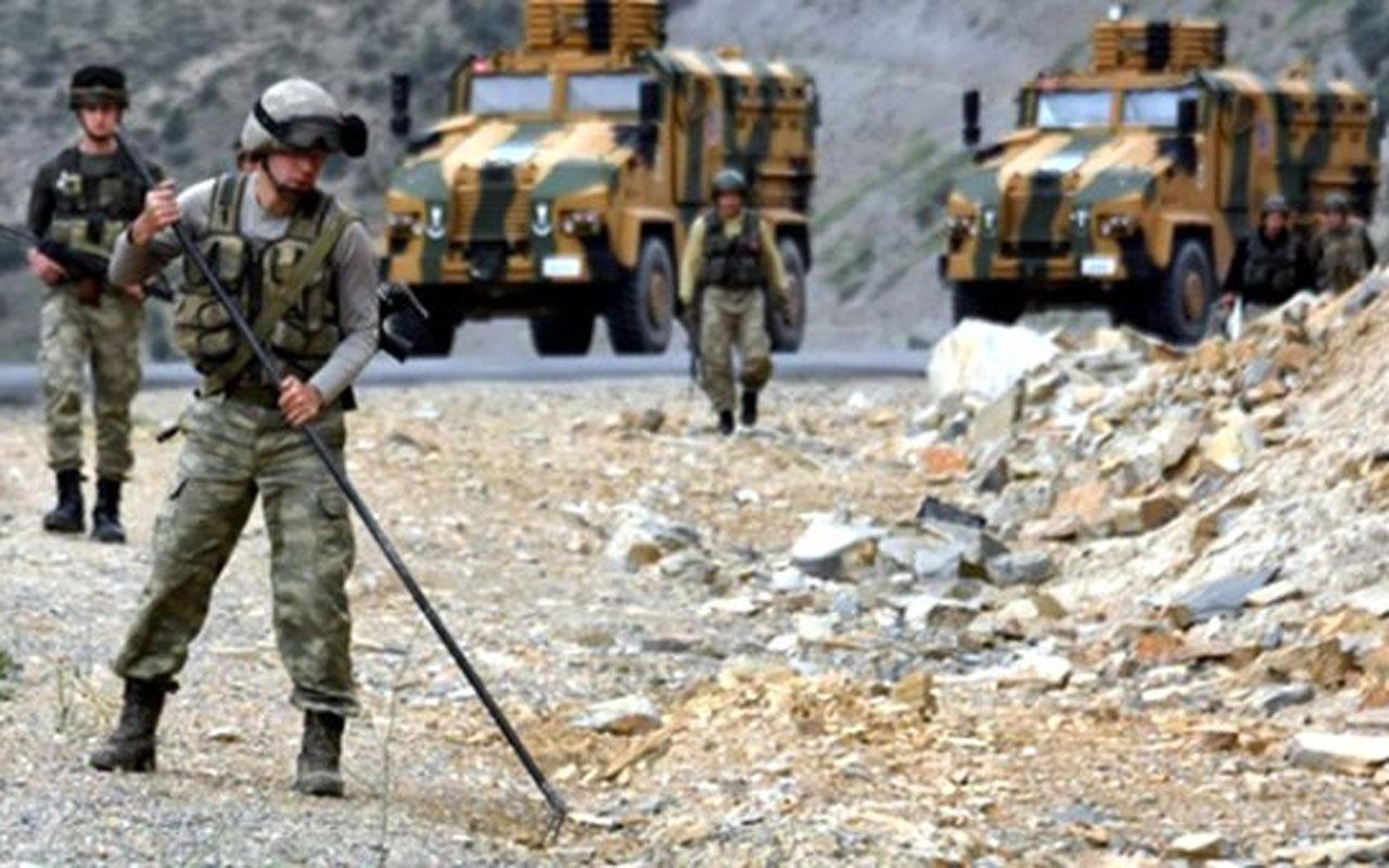 Şırnak'ta tuzaklanan EYP öğrenci servisi geçerken patladı: 2 kardeş öldü