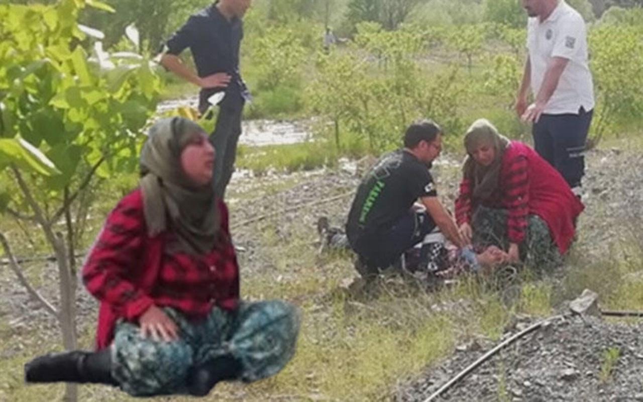 Adıyaman'da suya kapılan 2 çocuktan biri kurtarıldı
