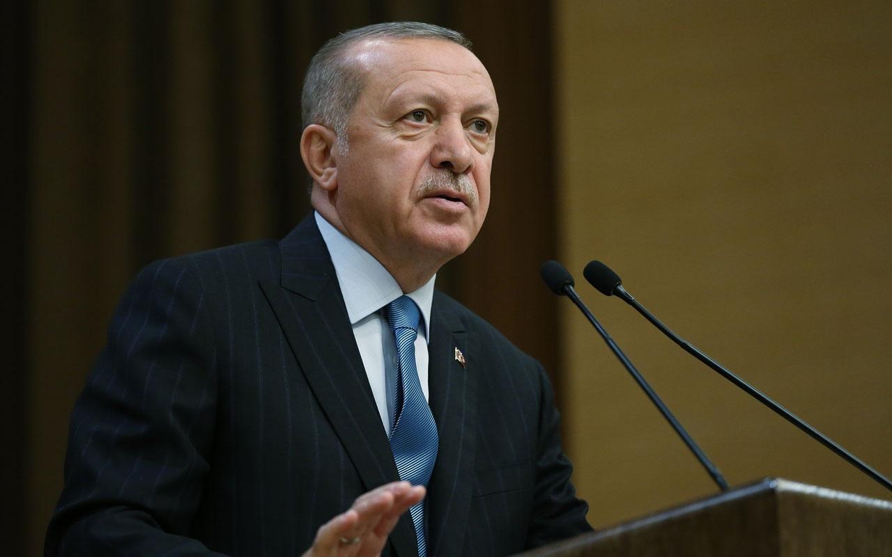 Cumhurbaşkanı Erdoğan'dan hakim ve savcı kura töreninde açıklamalar