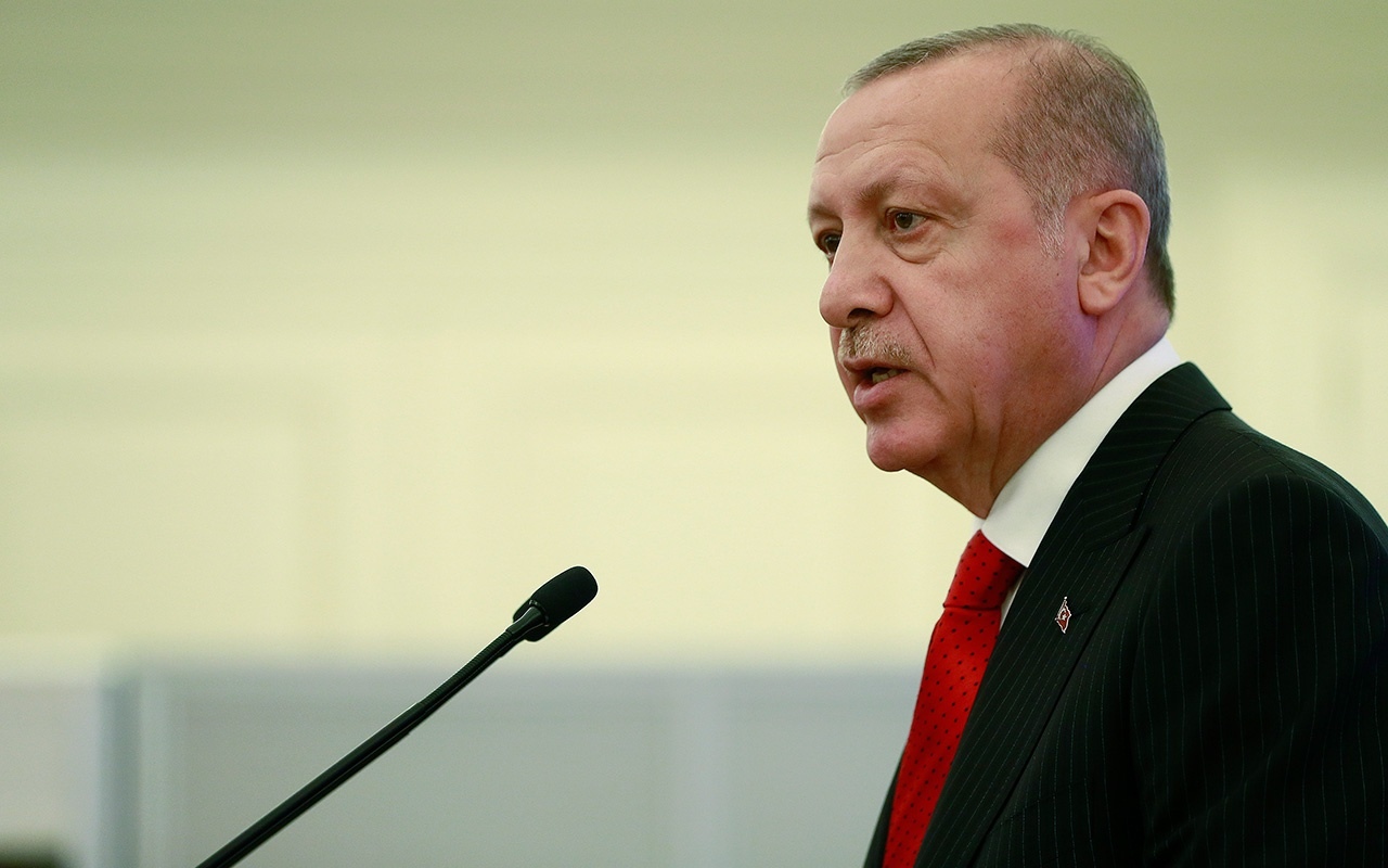 Cumhurbaşkanı Erdoğan'dan intikam açıklaması