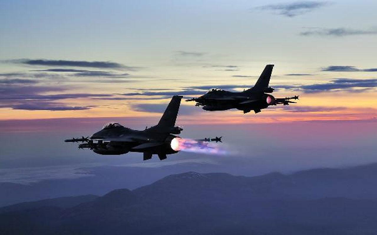 Jetler havalandı! PKK'ya ağır darbe!