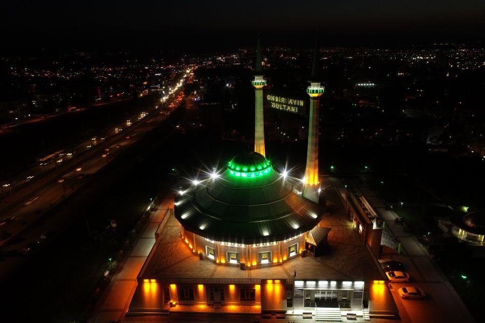 Türkiye'nin mimari yapısıyla en ilgi çekici camileri