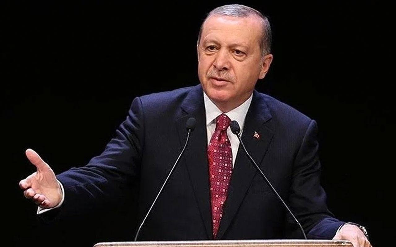 Cumhurbaşkanı Erdoğan'dan vize serbestisi çıkışı: 72 kriterden 66'sını tamamladık