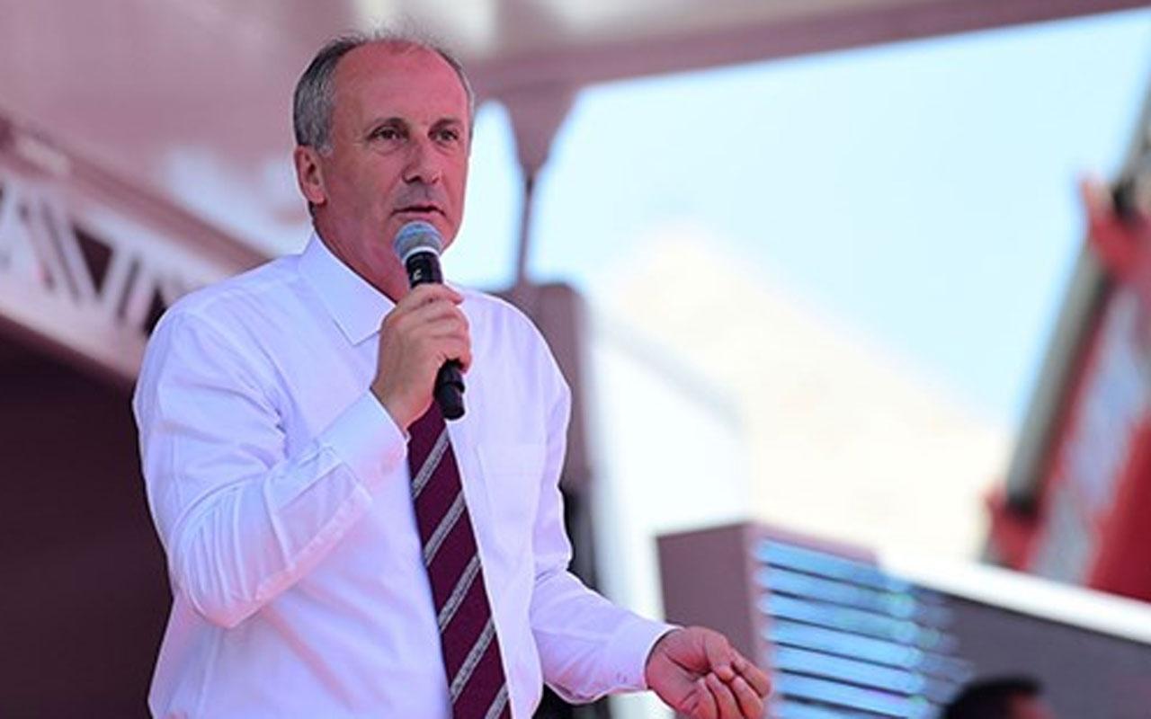 'Muharrem İnce parti kuracak' iddialarına CHP'den açıklama