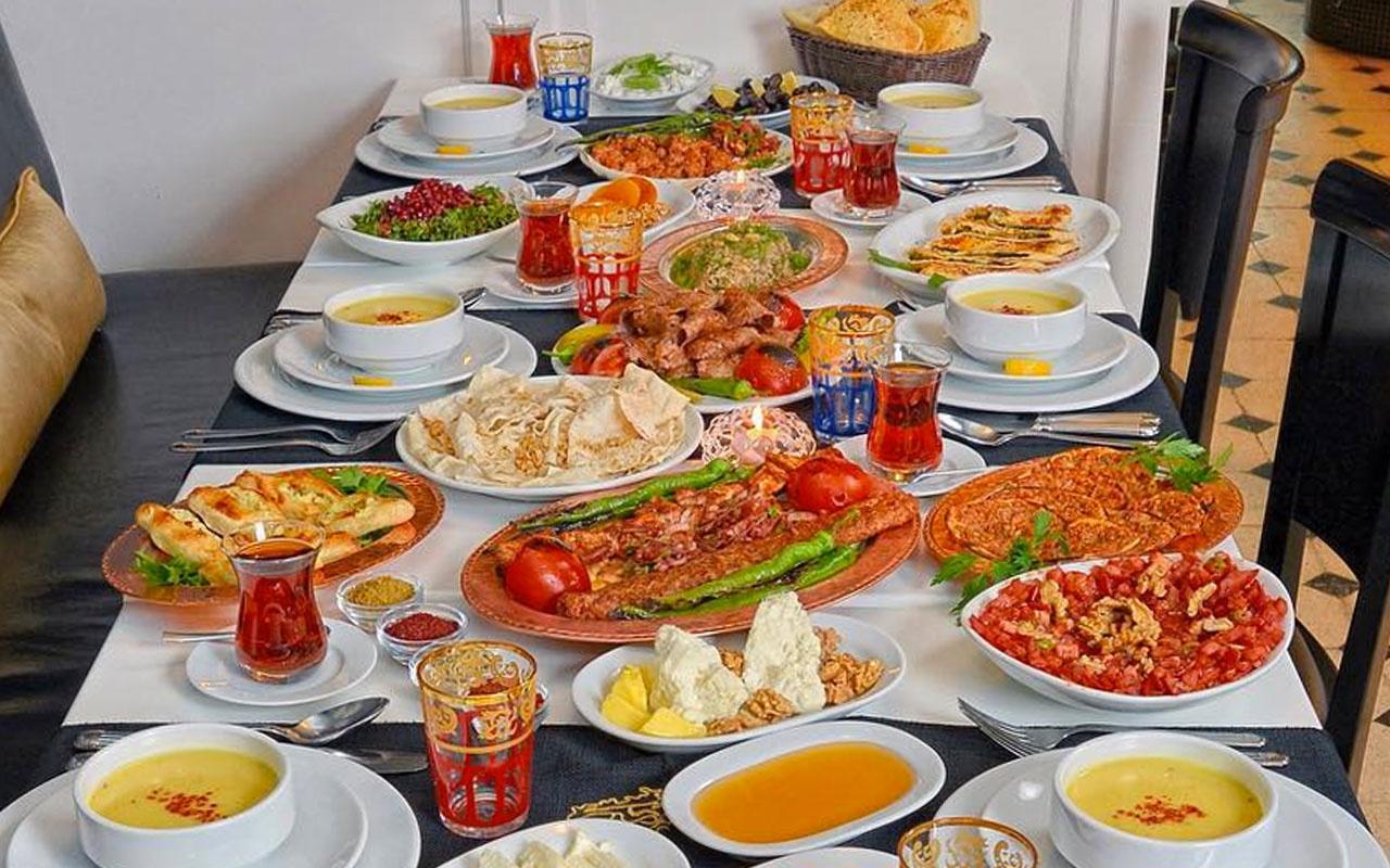 Şeker hastaları ramazan ayında nasıl beslenmeli?