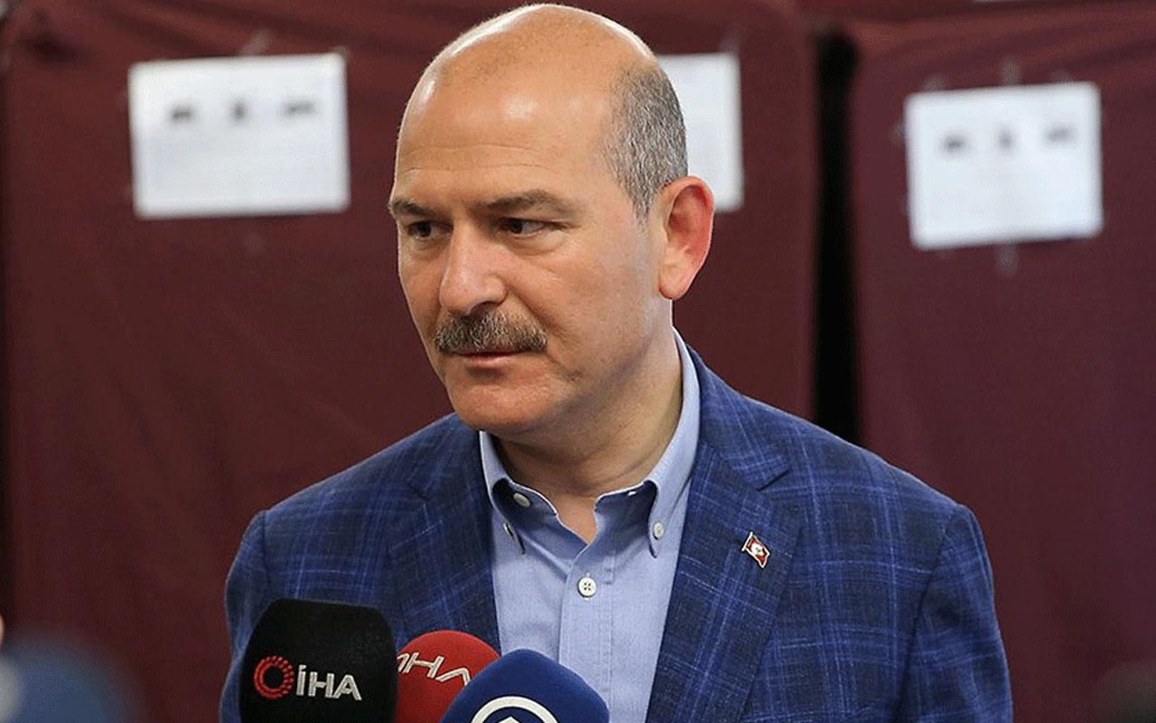 Süleyman Soylu, Trabzon'daki sel felaketinden acı haberi verdi