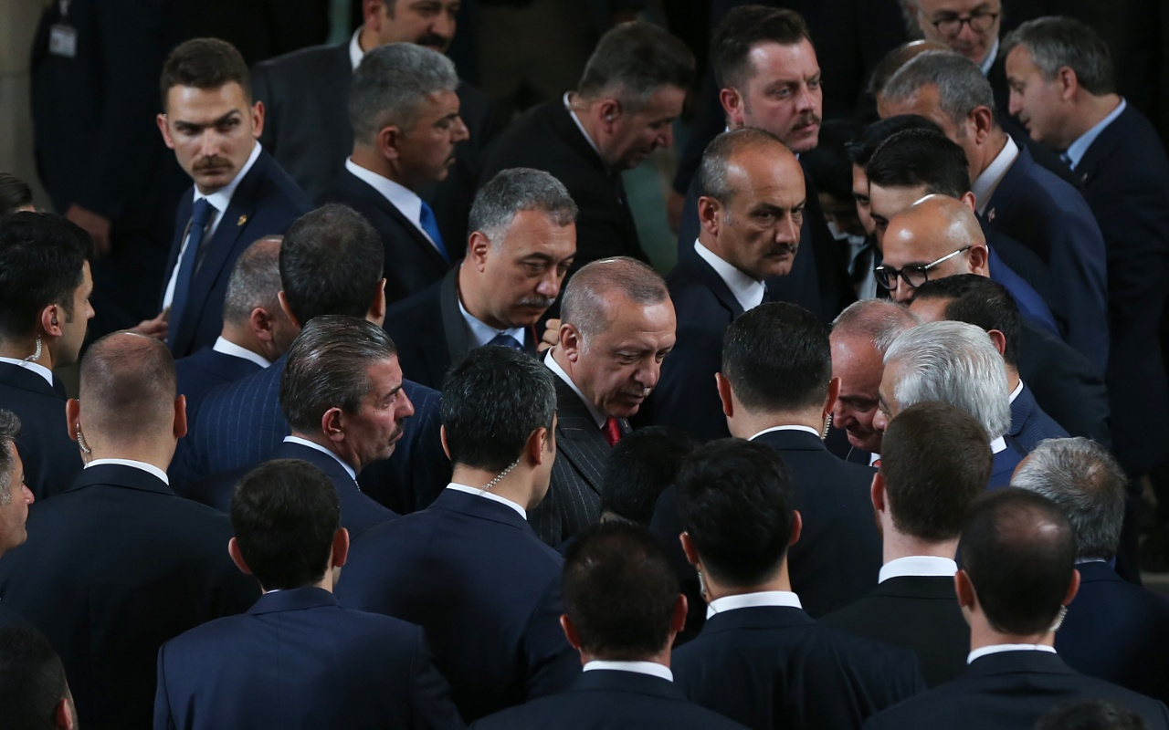 Cumhurbaşkanı Erdoğan: Adayımız belli, Binali Yıldırım Bey