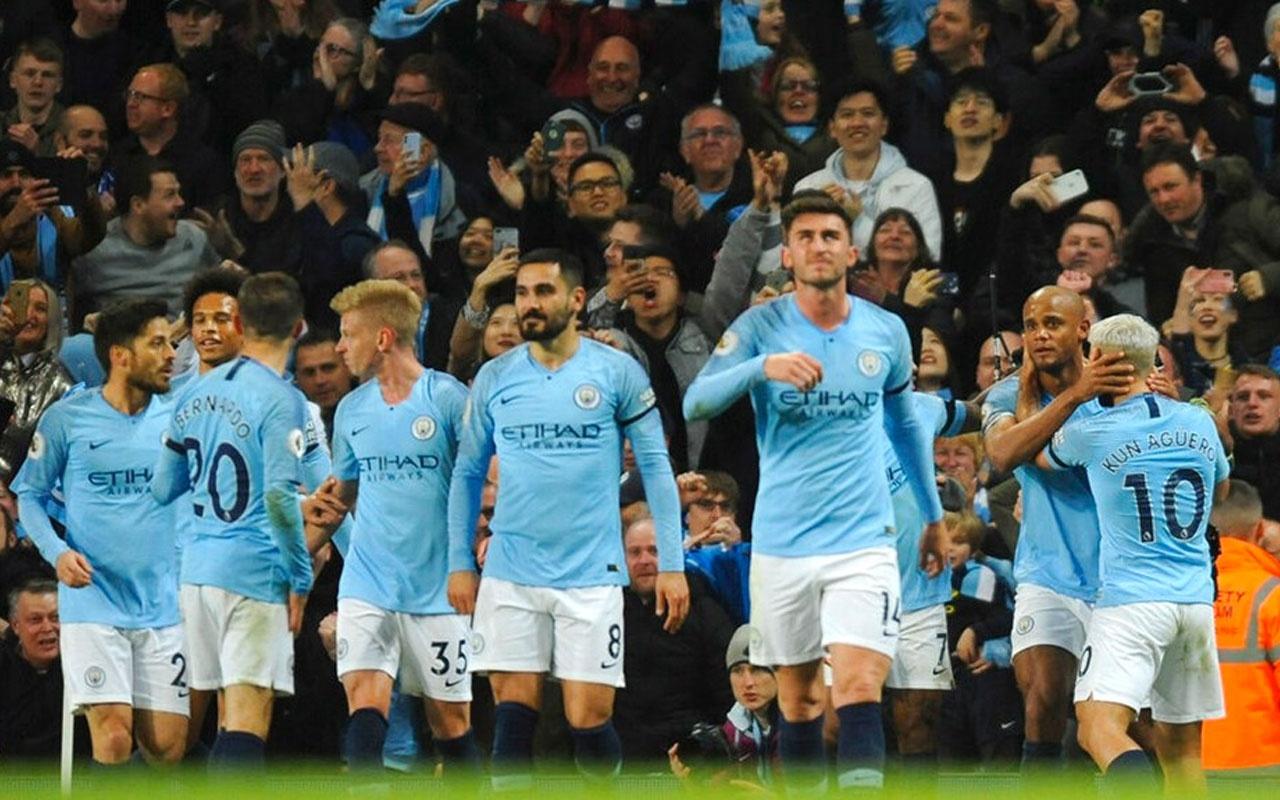 Manchester City, Leicester City engelini aştı