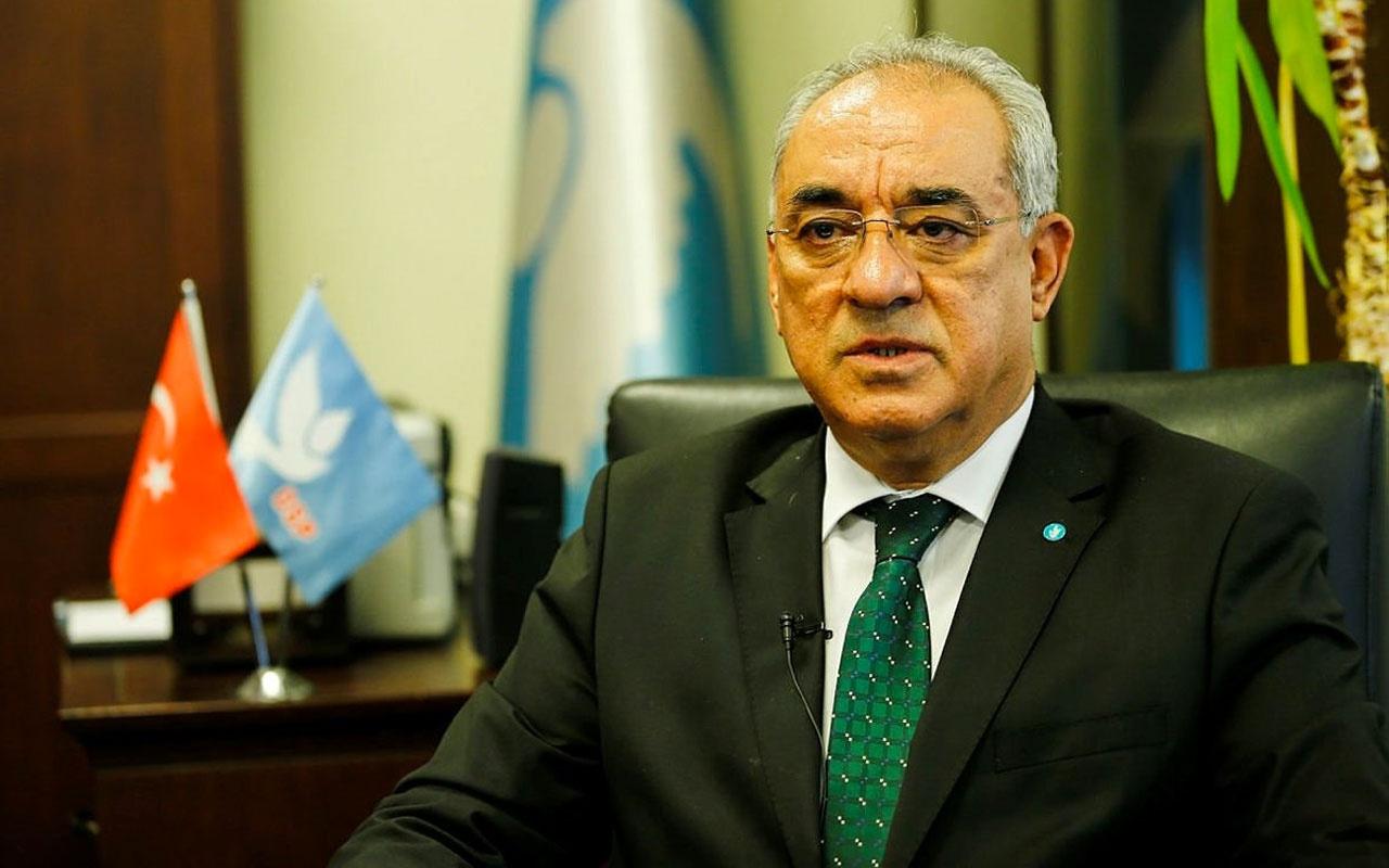 DSP lideri Önder Aksakal'dan İstanbul seçimleri açıklaması
