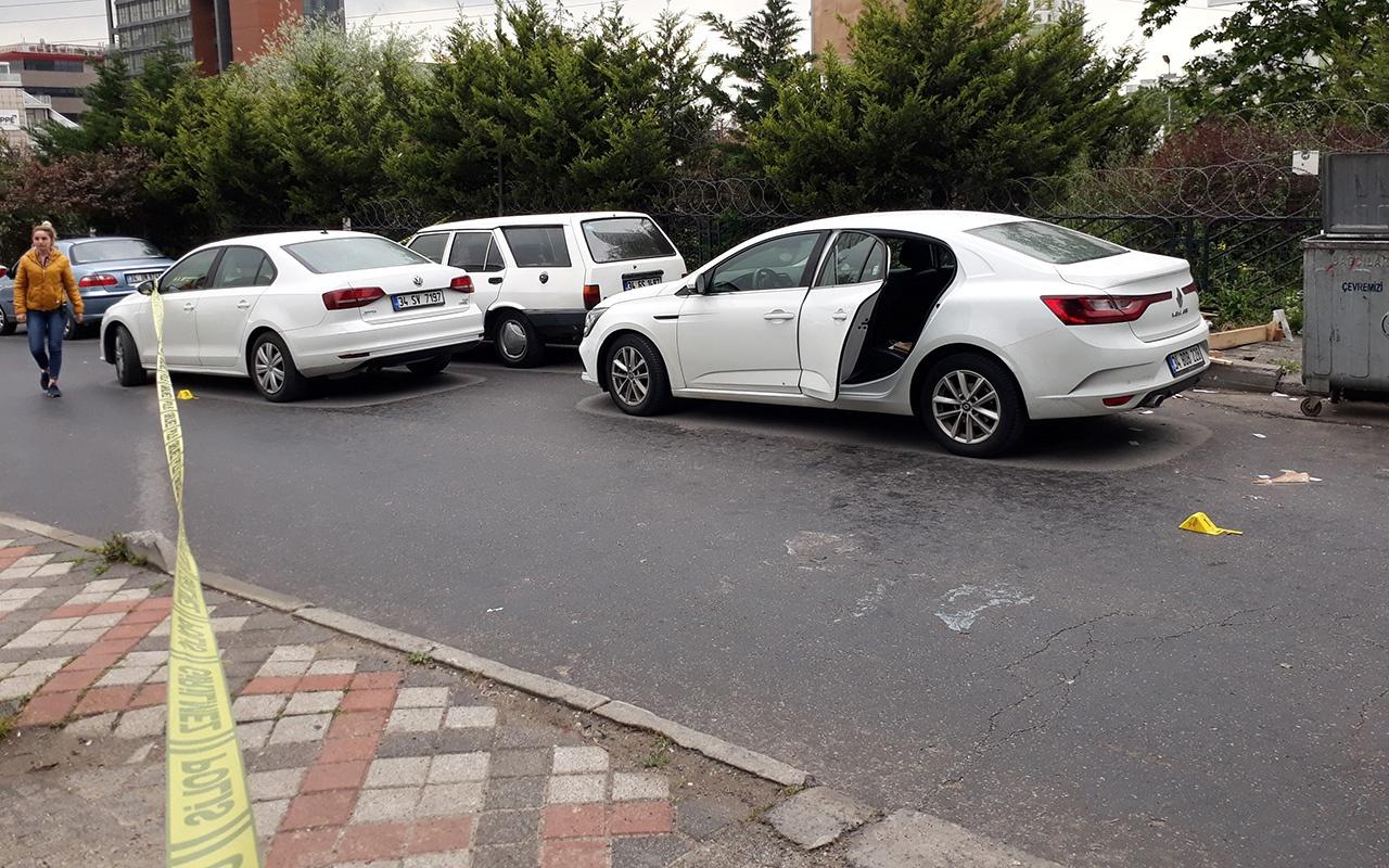 İstanbul Bağcılar'da iş adamını gasp etmeye çalıştılar