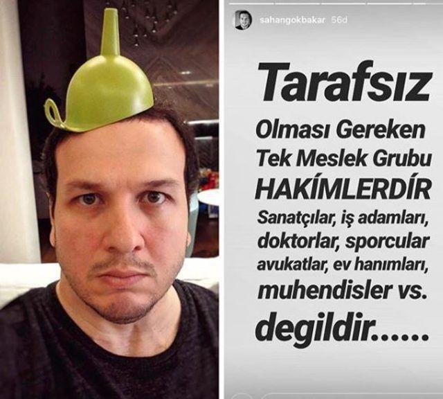 """Ali İhsan Yavuz taklidi yapan Şahan Gökbakar'dan tepkilere """"tarafsızlık"""" yanıtı! - Sayfa 2"""
