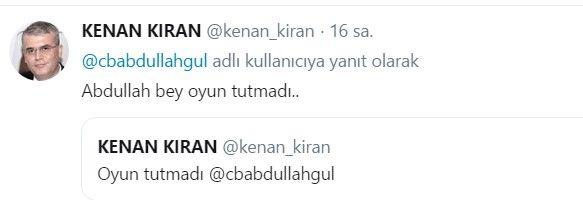 Abdullah Gül ve Ahmet Davutoğlu sosyal medyanın gündemine oturdu - Sayfa 5