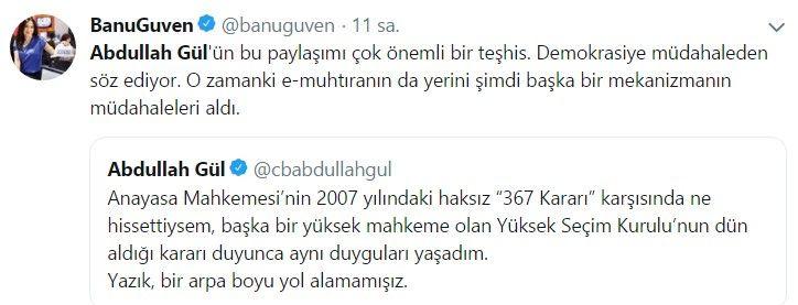 Abdullah Gül ve Ahmet Davutoğlu sosyal medyanın gündemine oturdu - Sayfa 11