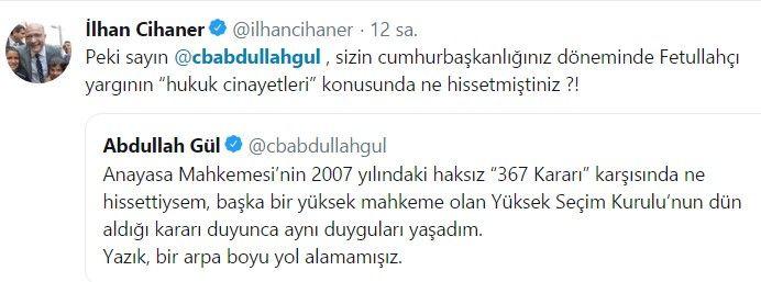 Abdullah Gül ve Ahmet Davutoğlu sosyal medyanın gündemine oturdu - Sayfa 10