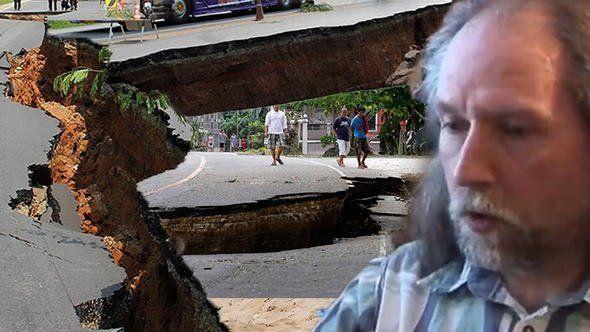 Deprem tahminici Frank Hoogerbeets 8 şiddetinde bir deprem için tarih verdi - Sayfa 4