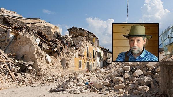 Deprem tahminici Frank Hoogerbeets 8 şiddetinde bir deprem için tarih verdi - Sayfa 1