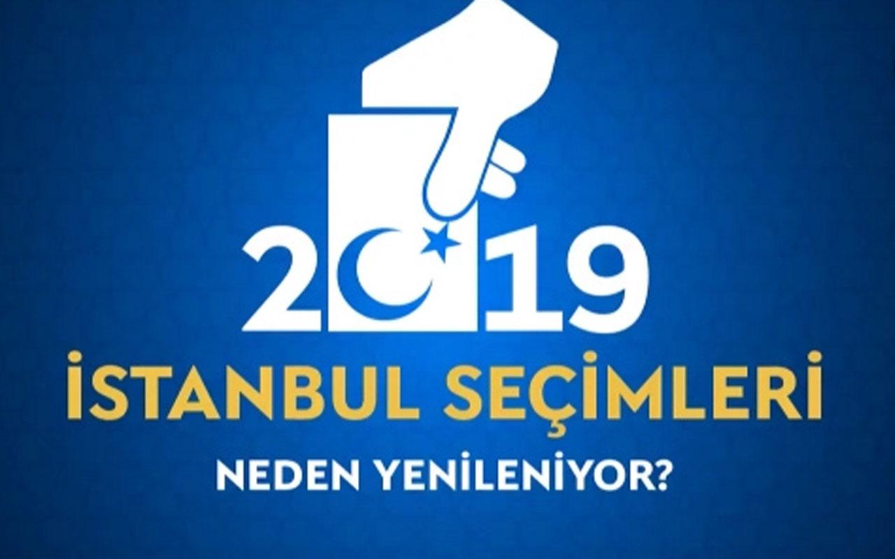 """AK Parti'den """"İstanbul seçimleri neden yenileniyor"""" videosu"""