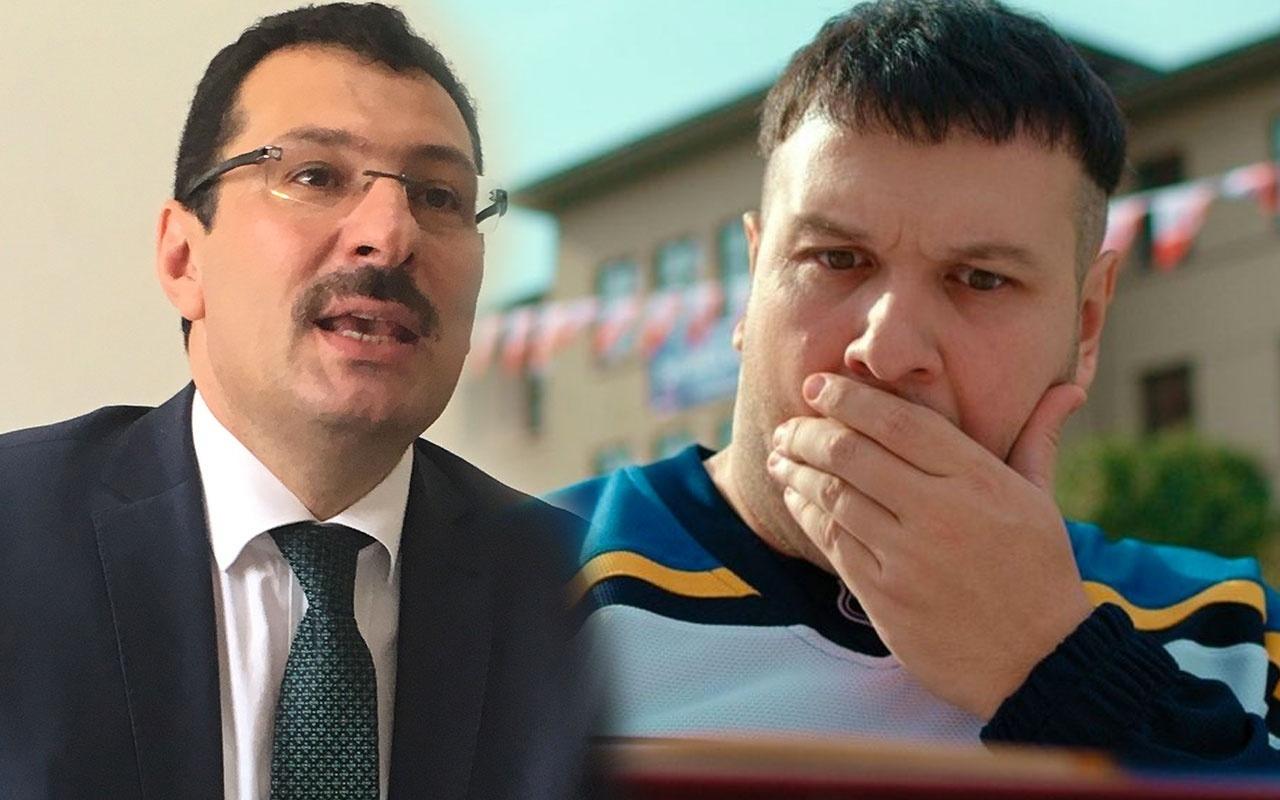 Şahan Gökbakar'dan Ali İhsan Yavuz'a olay yanıt: Tam kanunsuzluk hakim!