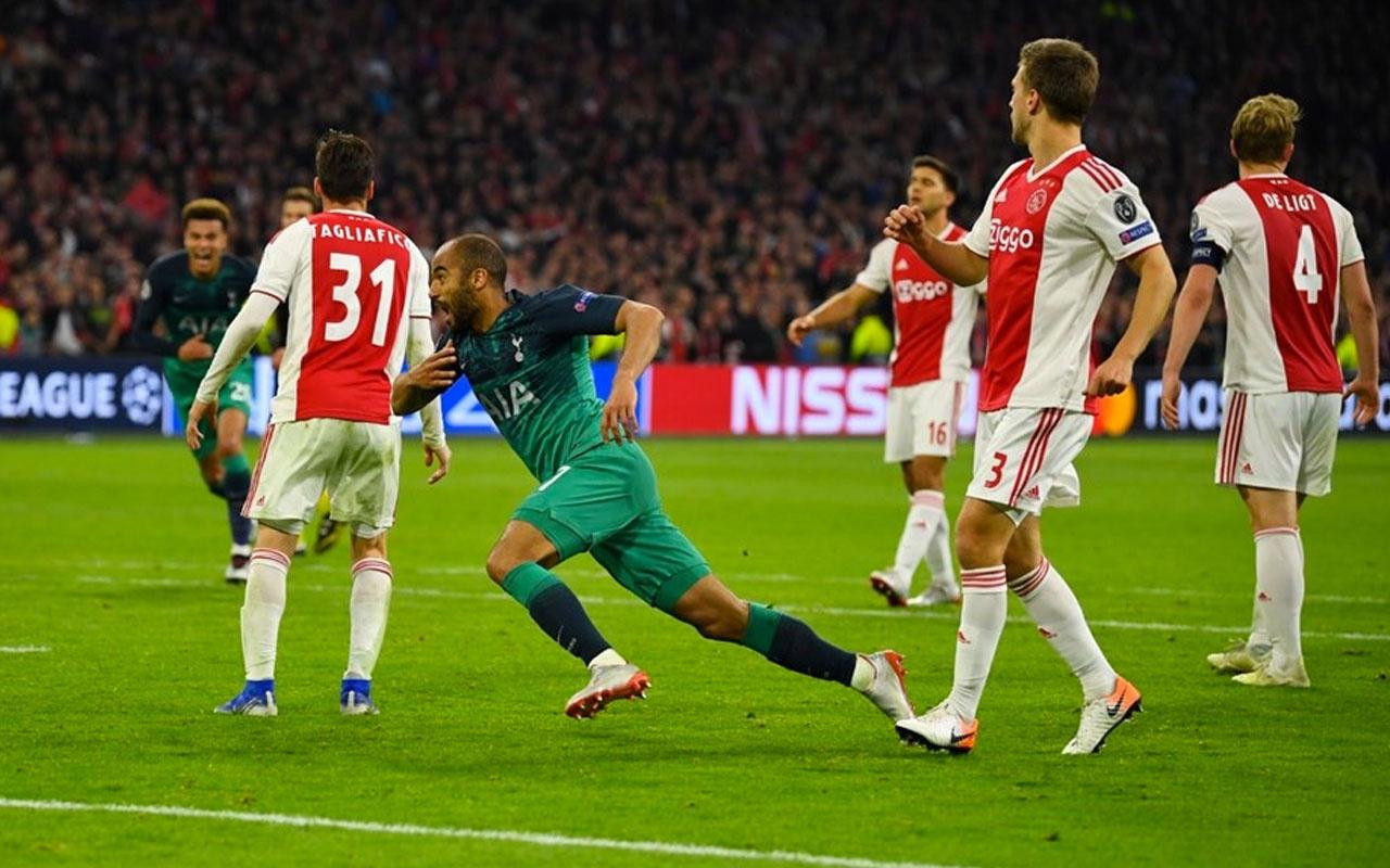 Tottenham Ajax'ı uzatmada yıktı bir mucize daha gerçek oldu