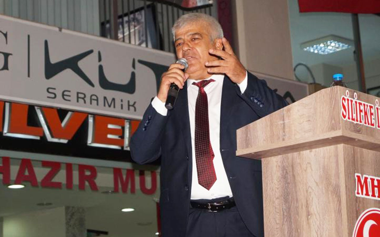 Mersin Silifke İlçe Belediye Başkanı Mücahit Aktan tutuklandı