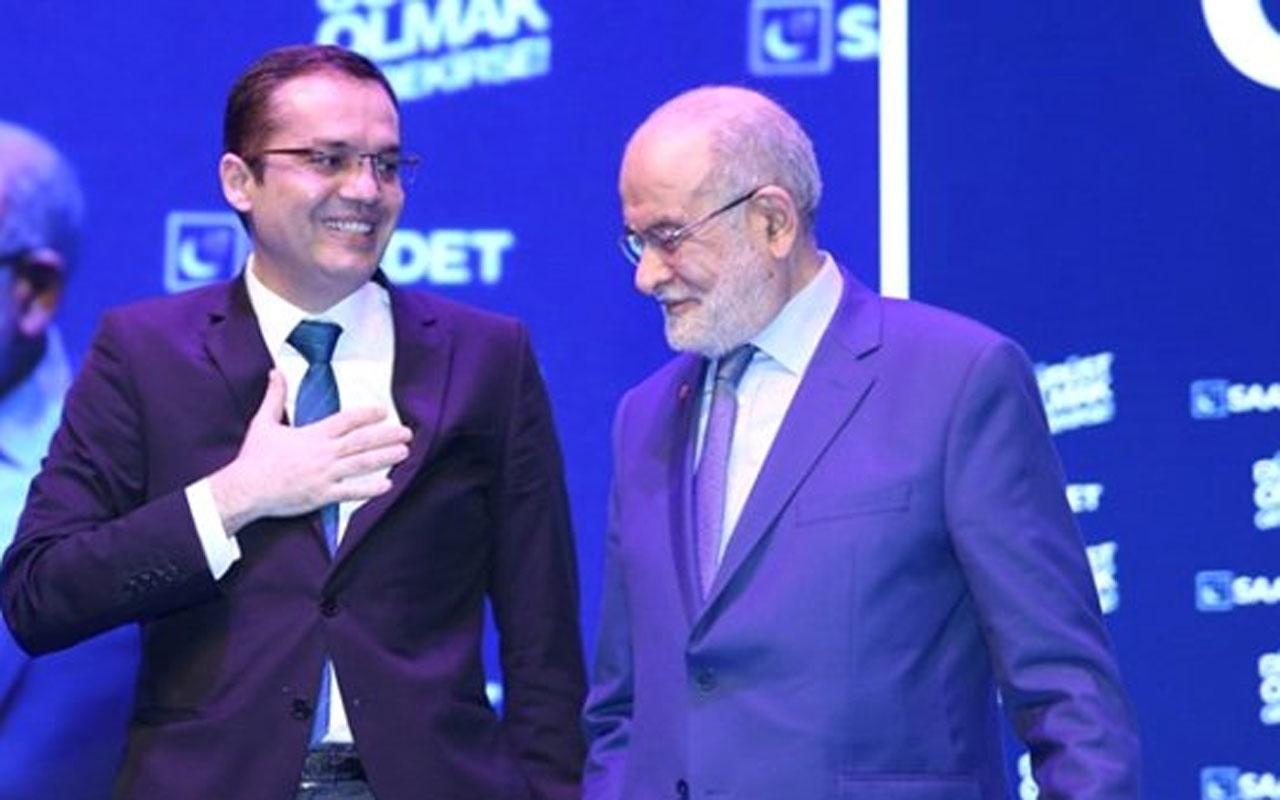 Saadet Partili Ali Aktaş'tan Binali Yıldırım'a olay yanıt