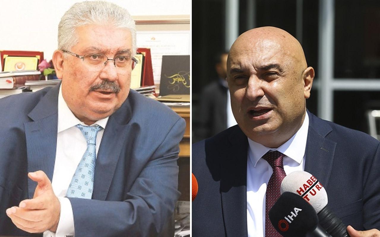MHP'den 'Bahçeli yok hükmünde' diyen CHP'ye yanıt