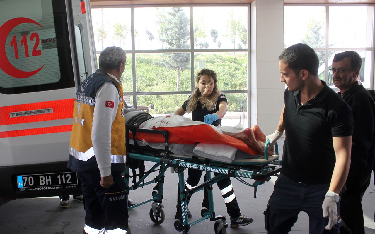 Karaman'da mesaj kavgasında kan aktı - Sayfa 2