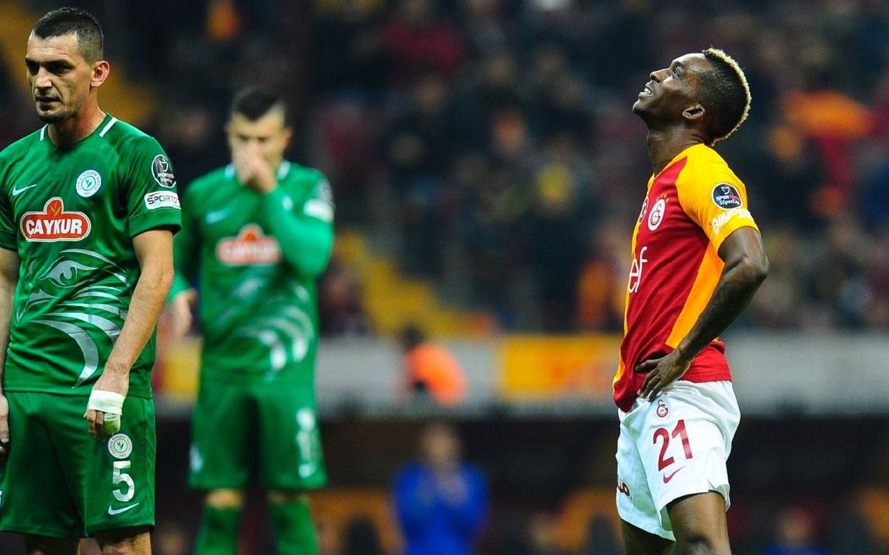 Rizespor Galatasaray