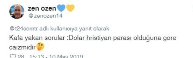 Mustafa Karataş'ın 'dolar' sorusuna verdiği cevap sosyal medyayı salladı - Sayfa 9
