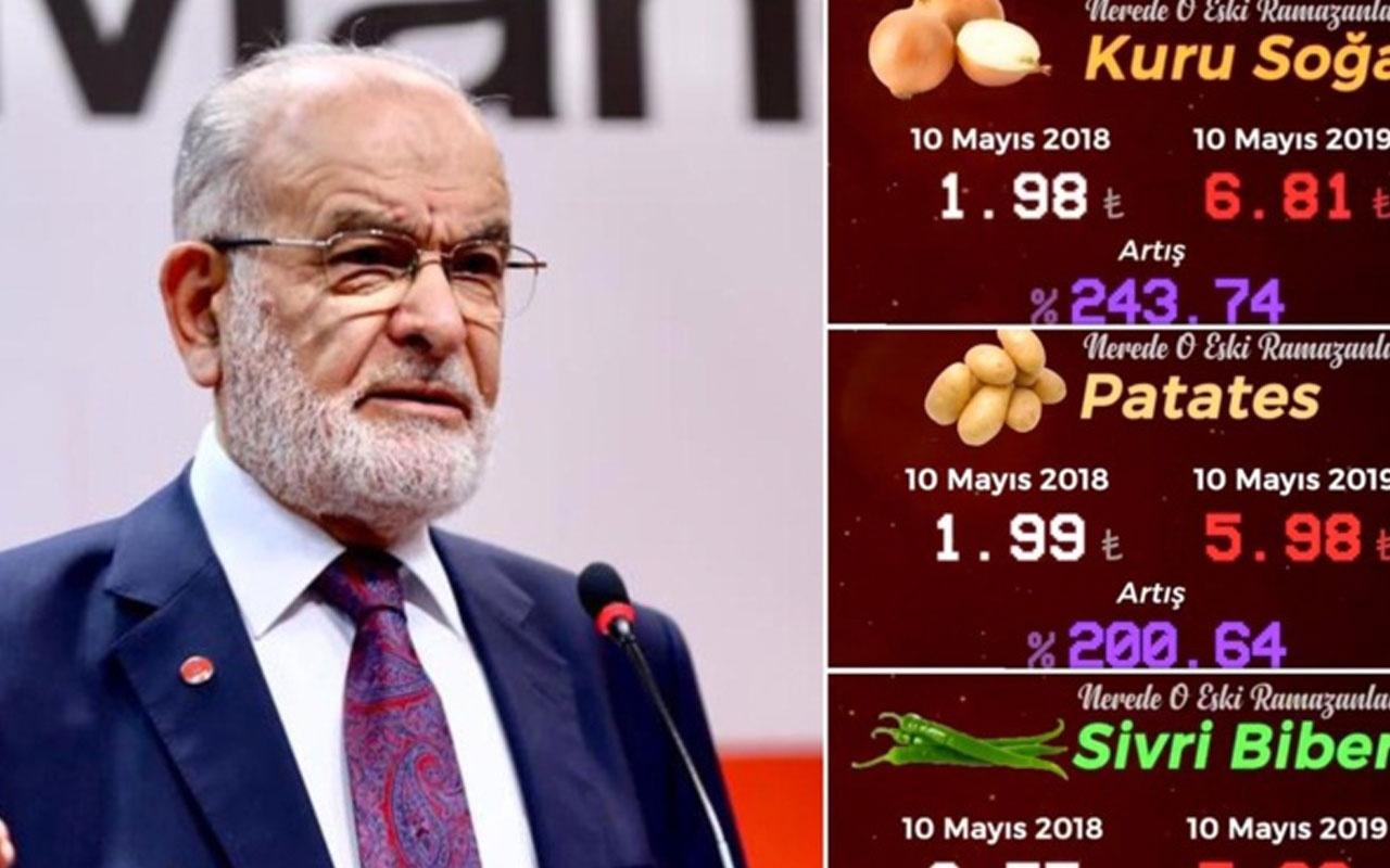 """Temel Karamollaoğlu'ndan """"Nerede o eski ramazanlar?"""" paylaşımı"""