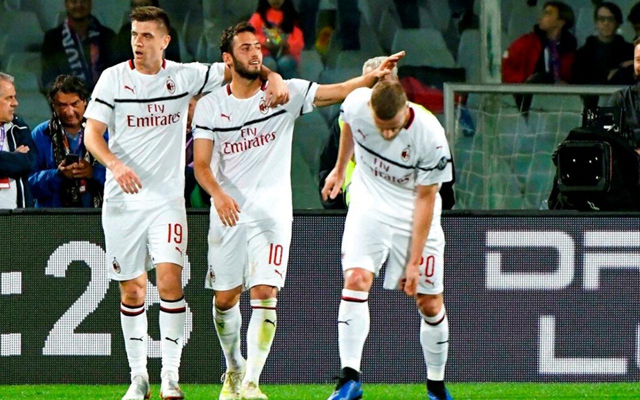 Hakan Çalhanoğlu Milan'a hayat verdi