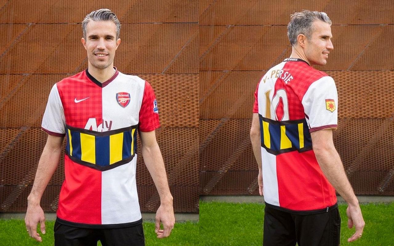 Robin van Persie futbolu bırakıyor
