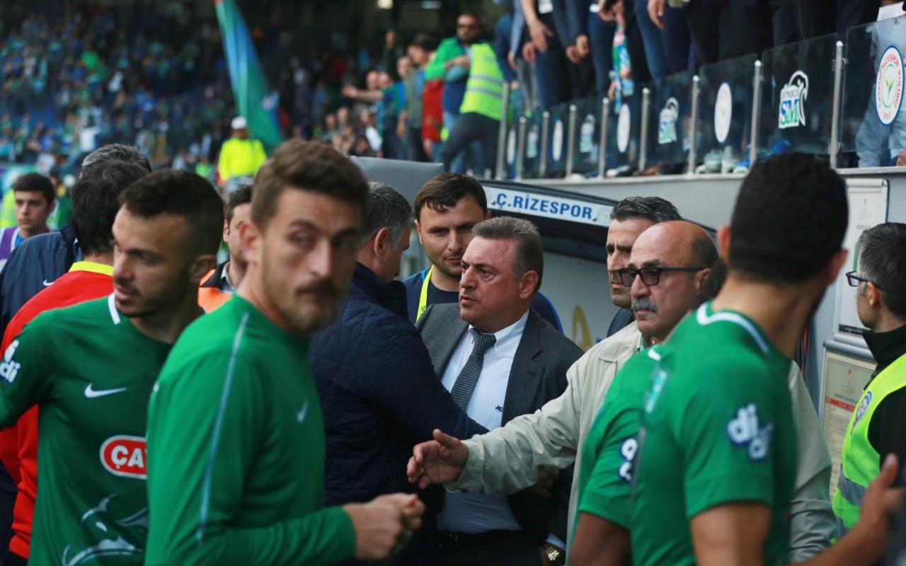 Maç tekrar mı edilecek! Rizespor'dan açıklama
