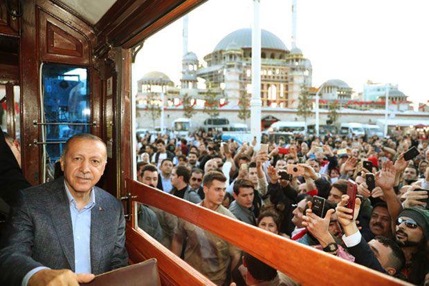 'Her şey çok güzel olacak' diyen vatandaşa Erdoğan'dan cevap: Daha güzel olacak - Sayfa 2
