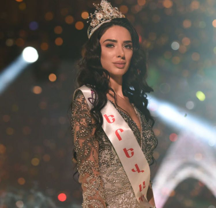 İşte 2019 Ermenistan'ın en güzel kızı - Sayfa 1