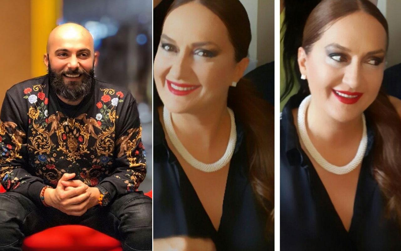 Dizi oyuncu Yeşim Gül sevgilisini terk etti Serdar Peçen canına kıydı