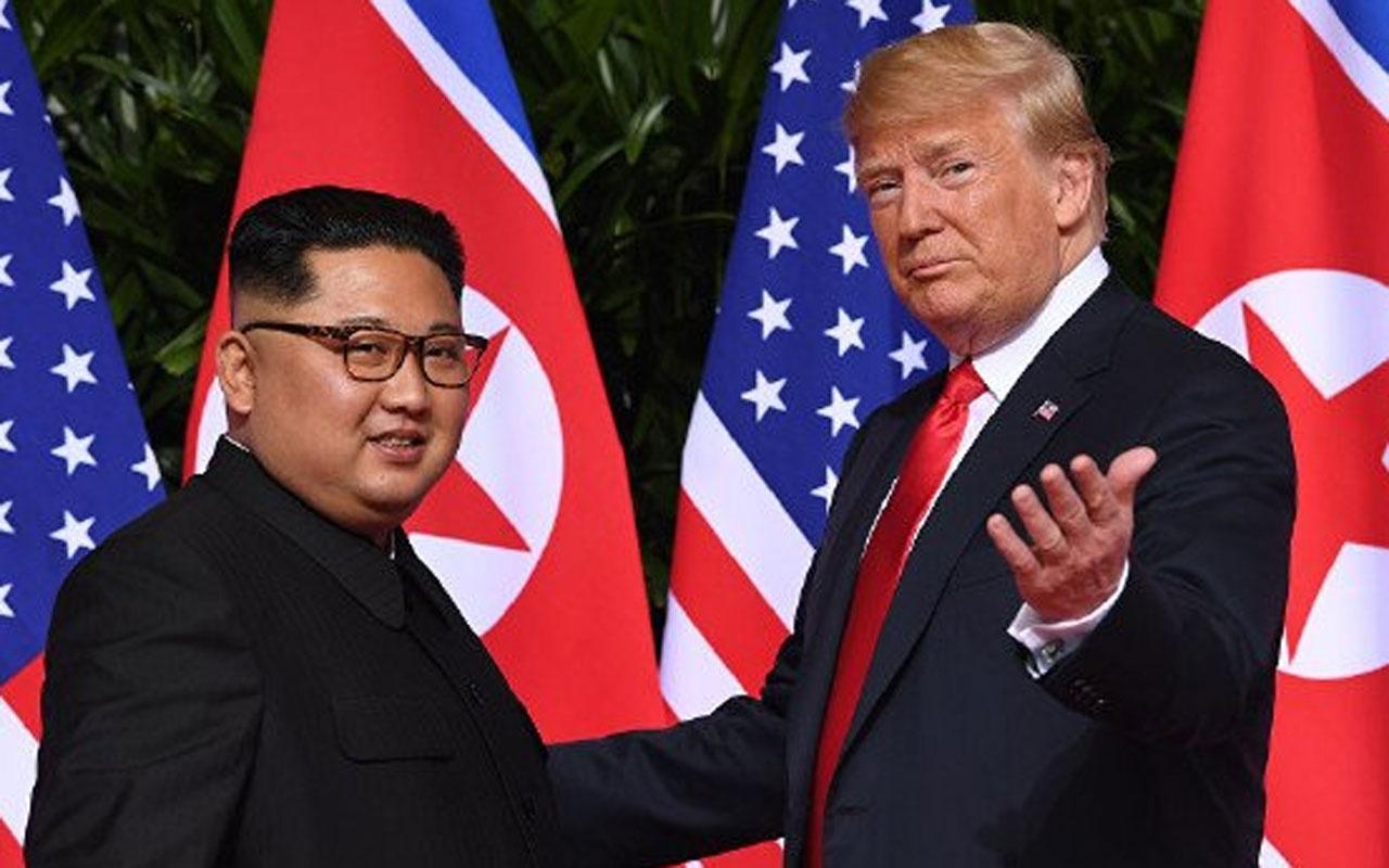 Trump'ın iddiası: Kim Jong Un, eniştesini öldürtüp teşhir etti