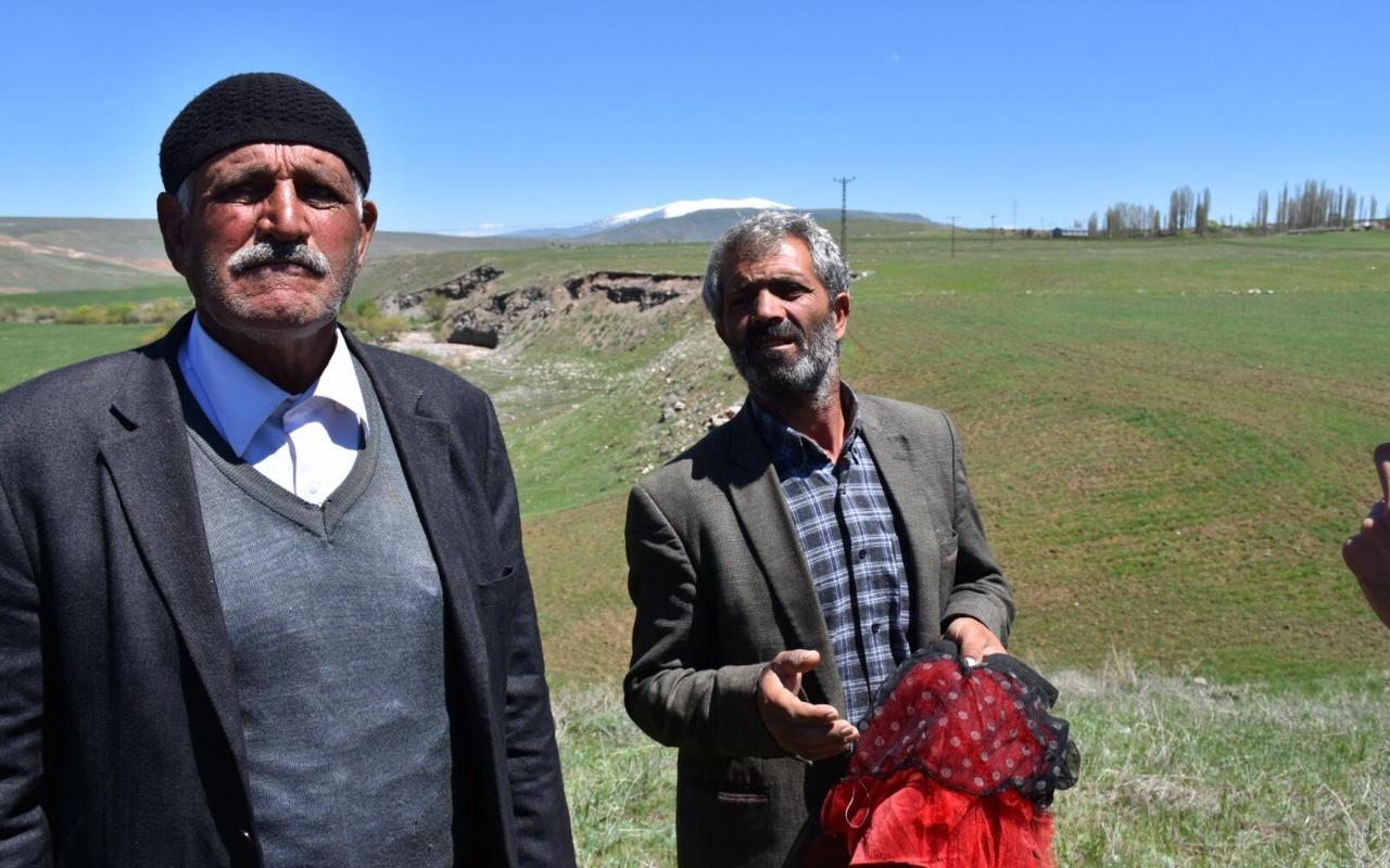 Kars'ta kaybolan 3 yaşındaki Nurcan'dan kötü haber Dere kenarında eteği bulundu