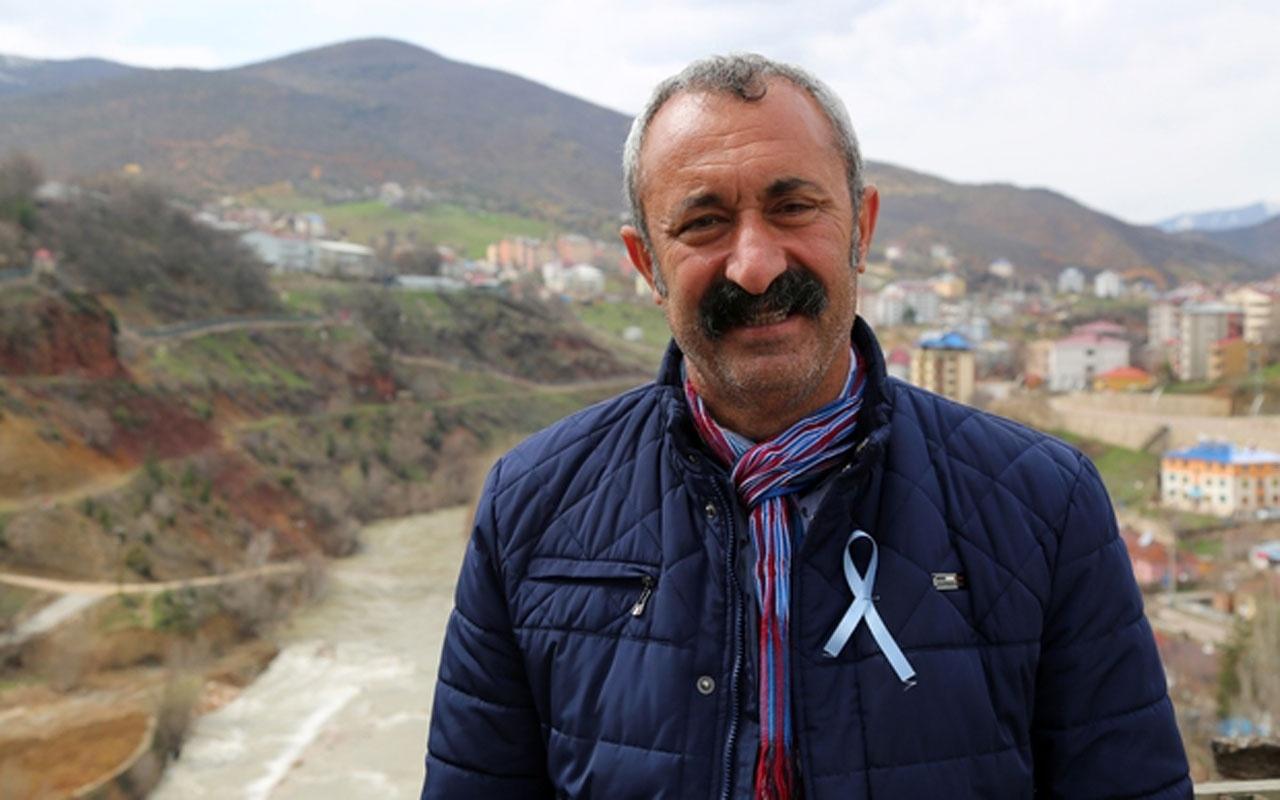 Komünist başkan Fatih Mehmet Maçoğlu'ndan haciz açıklaması!