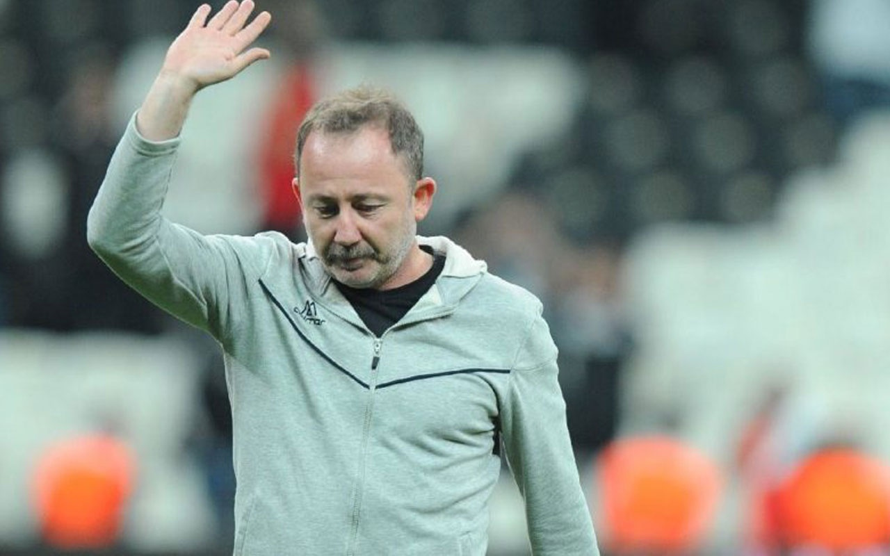 Sergen Yalçın'dan Beşiktaş için teknik direktörlük açıklaması