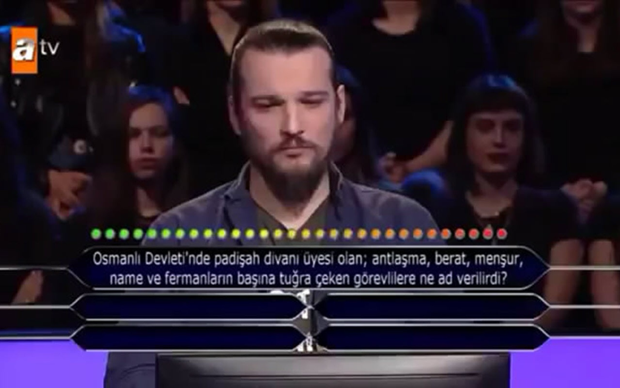 Kim Milyoner Olmak İster'de telefon jokeri ünlü Youtuber soruyu bilemeyince....