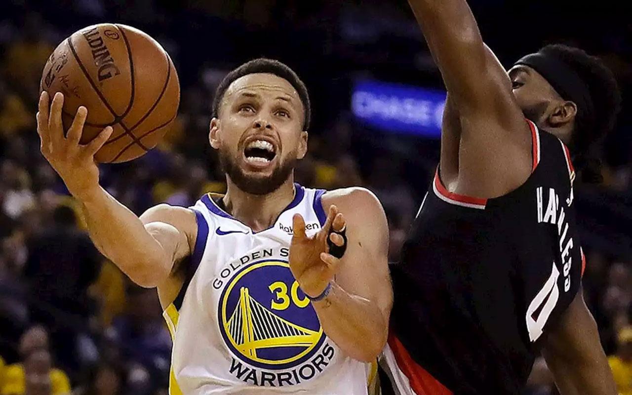 Warriors Batı finaline hızlı başladı