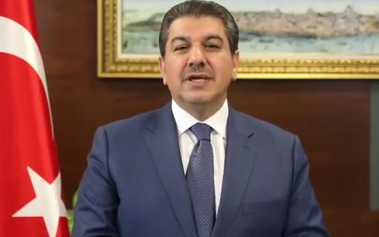 Esenler Belediye Başkanı Tevfik Göksu'dan Ekrem İmamoğlu açıklaması