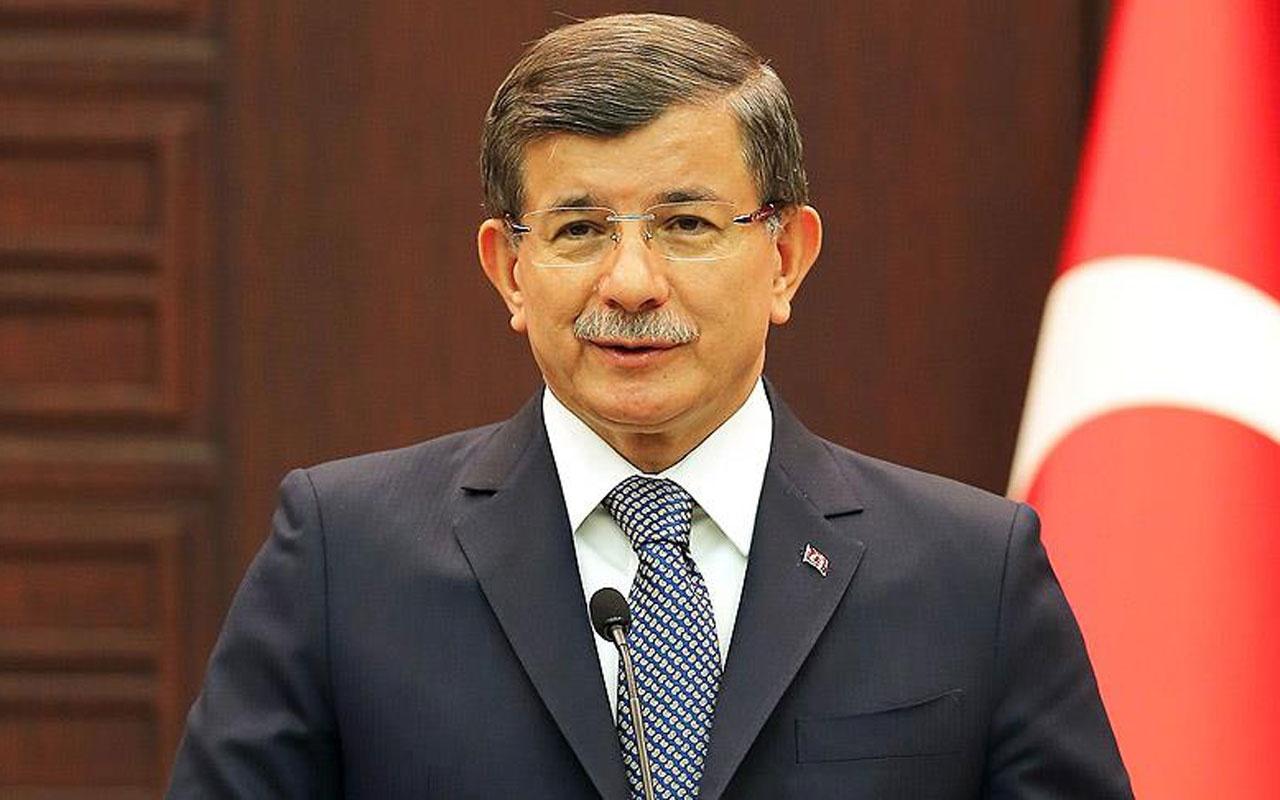 Ahmet Davutoğlu üç belediye atanan kayyumları eleştirdi! Toplumsal barışa katkı sunmayacak