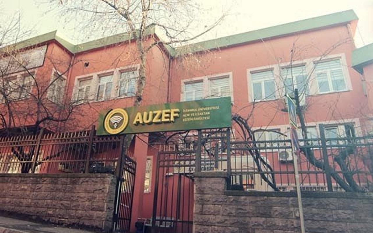AUZEF sınav sonuçları OYS öğrenci girişi TC ile sonuç sorgulama