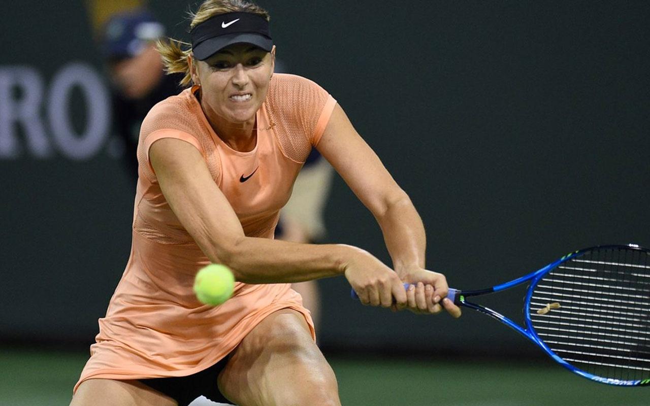 Zirveyi görmüştü! Sharapova'dan üzücü haber